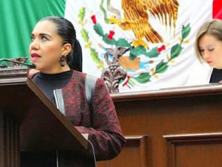 La Dip. Wilma Zavala presentará iniciativa anticorrupción en el Congreso