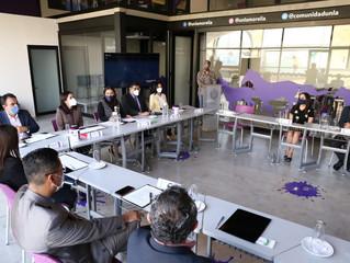 Suscriben acuerdo para prevenir y eliminar la violencia de género en las universidades del estado