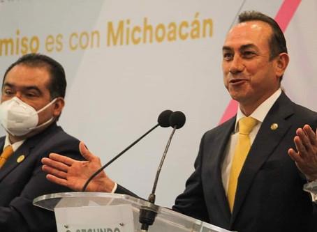 Queremos un país de instituciones, no de caudillos: Antonio Soto