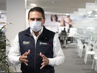 Con solidaridad de las y los michoacanos enfrentaremos crisis económica: Silvano Aureoles