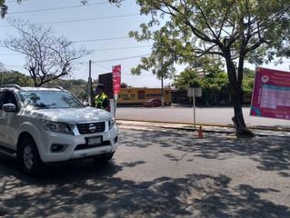 Permanentes, acciones contra COVID-19 en LC; continúa Bandera Roja