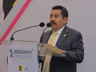 Incuestionable aportación del GPPRD para el fortalecimiento del Legislativo como Poder actuante en M