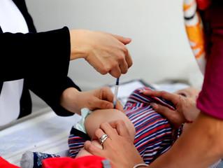 Vacunados, más de 57 mil menores contra el sarampión: SSM