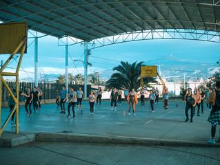Ayuntamiento de Purépero Realiza Primer Evento de Zumba