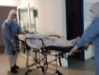 Egresa quinto paciente por COVID-19 del Hospital Comunitario de Tuzantla
