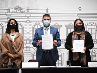 Garantizar participación política de las mujeres, prioridad del Poder Legislativo: Octavio Ocampo