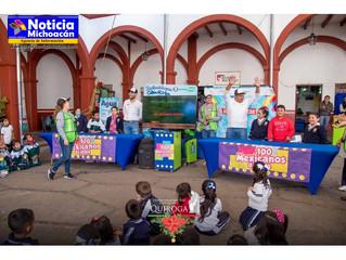 Llevo a cabo el Ayuntamiento de Quiroga la Feria del Agua 2017