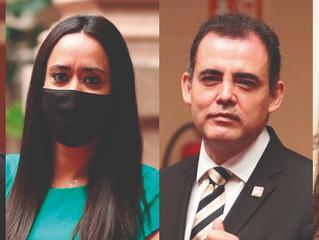 Brinda GPPT voto de confianza a quienes hoy recibieron nombramientos por parte del Congreso de Micho