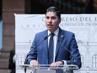 Propone Javier Paredes orden para la revisión del paquete presupuestal del estado