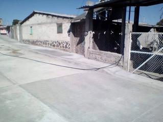 Ayuntamiento de Puruándiro Continúa Mejorando las vialidades del Municipio