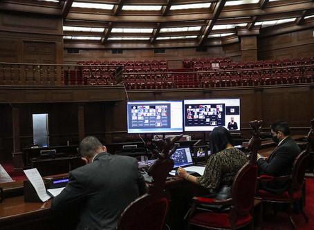 Exhorta LXXIV legislatura al Ejecutivo Estatal para que homologue salarios de quienes trabajan en la