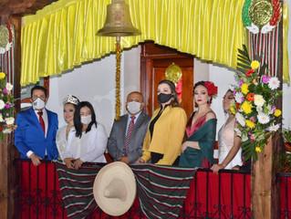 Municipio de Villa Morelos Vivió sus Fiestas Patrias de Manera  Diferente