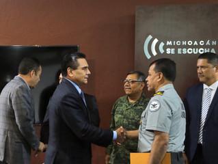 Fortalecen Policía Turística y Ambiental en Michoacán