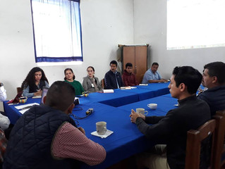 Se realizo la XLIX reunión ordinaria del grupo especializado de cultura del agua