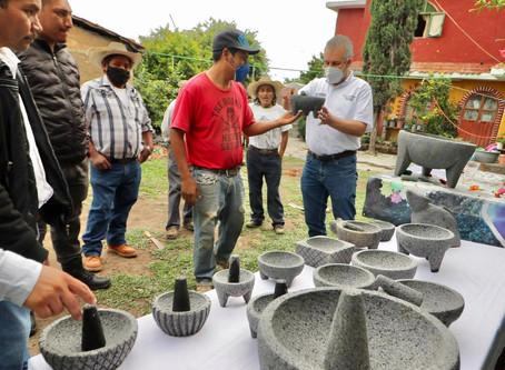 Por iniciativa de Alfredo Ramírez, exhorta Congreso a realizar concursos artesanales programados