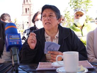 Elijamos representantes comprometidos por el pueblo en general: Blanca Alfaro Vázquez
