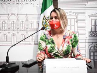 Borrón y Cuenta Nueva, refrenda nuestro compromiso con los michoacanos; Yarabí Ávila