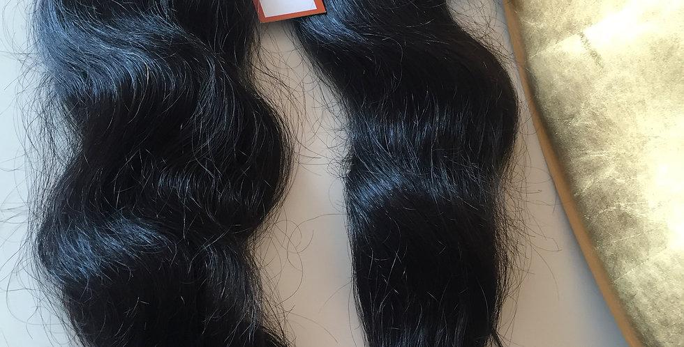 Wholesale Organic wavy (fluffy)hair