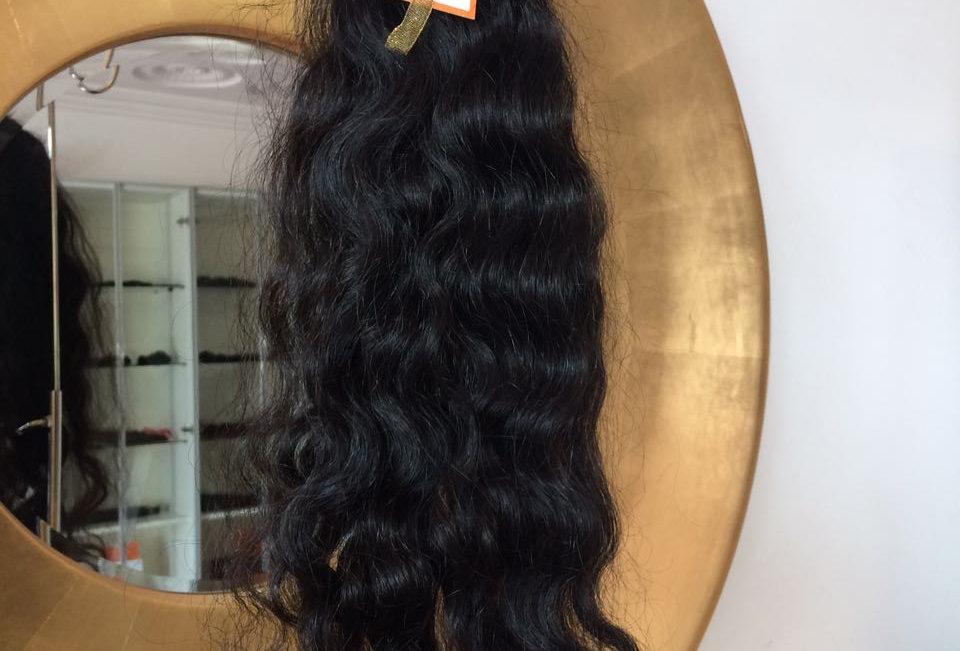 Wholesale organic curly hair