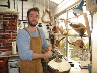 Joachim, luthier aux mains d'argent
