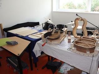 Exposition / intervention au lycée Alcide d'Orbigny,
