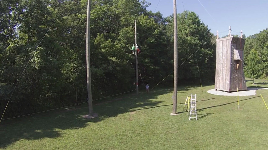 Zip! Climb! Swing!