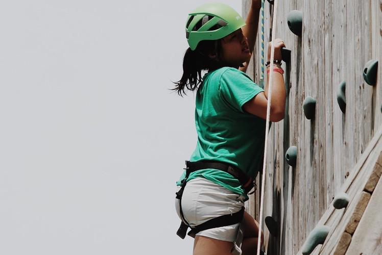 Climbing Wal