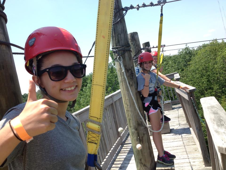 Leap of Faith Zipline