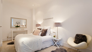 Albion Yard Bedroom