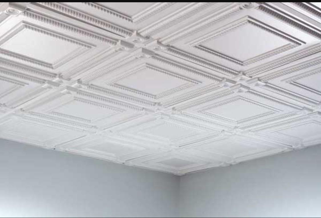 Decorative Ceiling Tiles 2