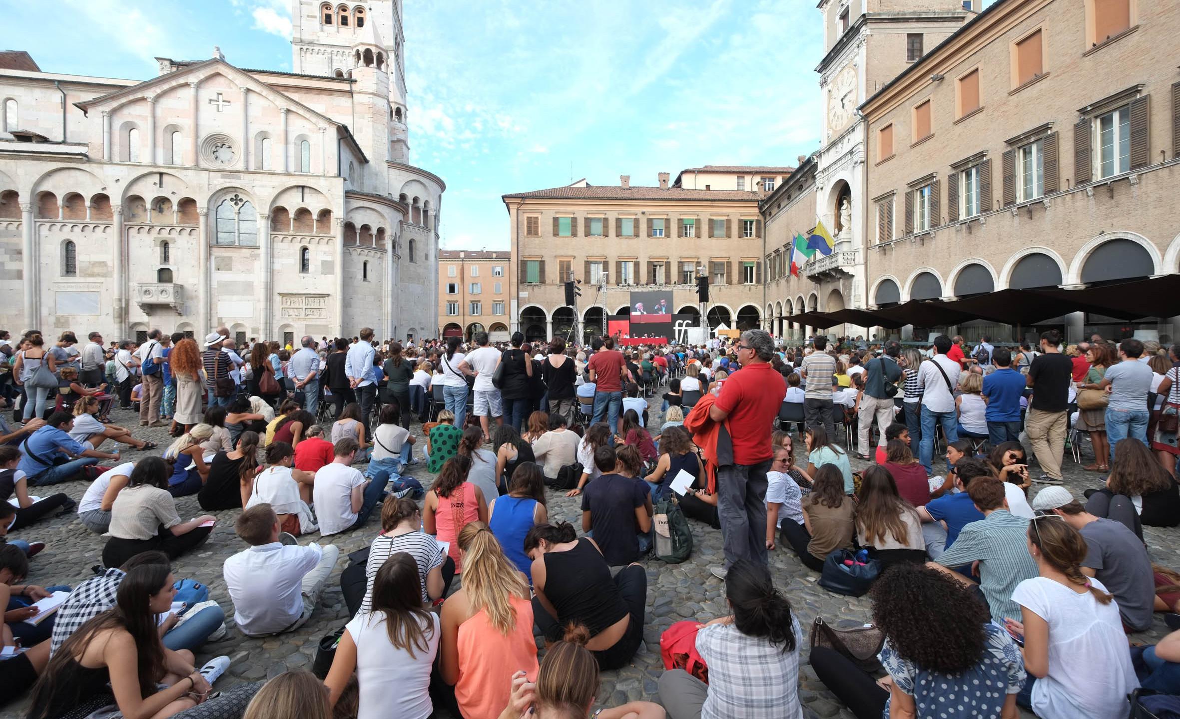 Festival Filosofia 2016 - Modena