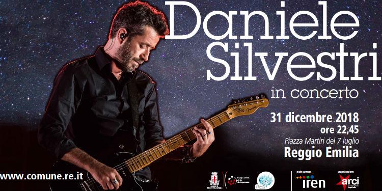 Capodanno con Daniele Silvestri