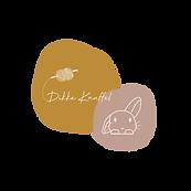 Logo ontwerp - Dikke Knuffel - transpara
