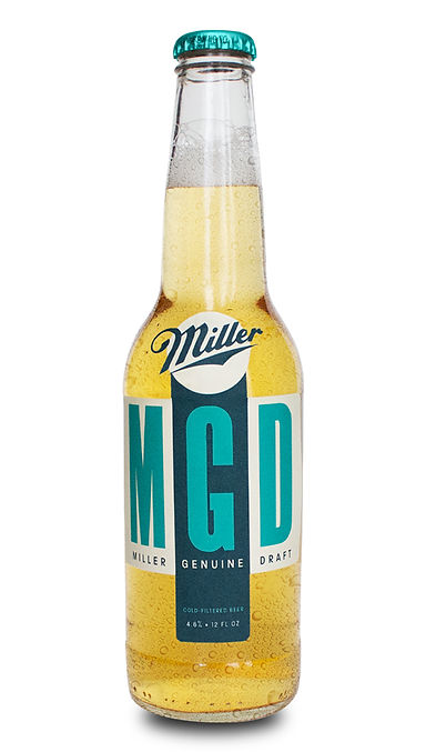 Miller Genuine Draft MGD Advertising Campaign Ellen McMahon Copywriter