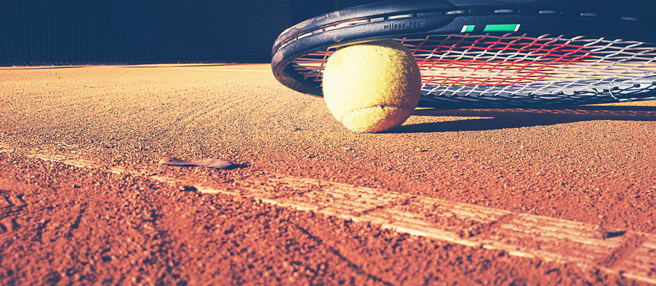 Tennis Lessons..... at the French Open