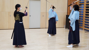 剣舞 習う