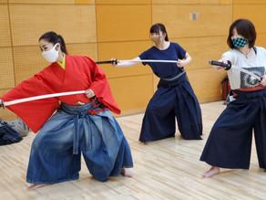 剣舞 女性 教室