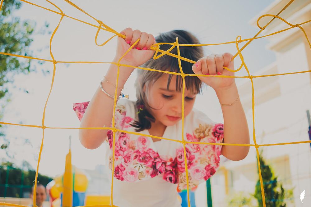 recreação infantil em festa curitiba