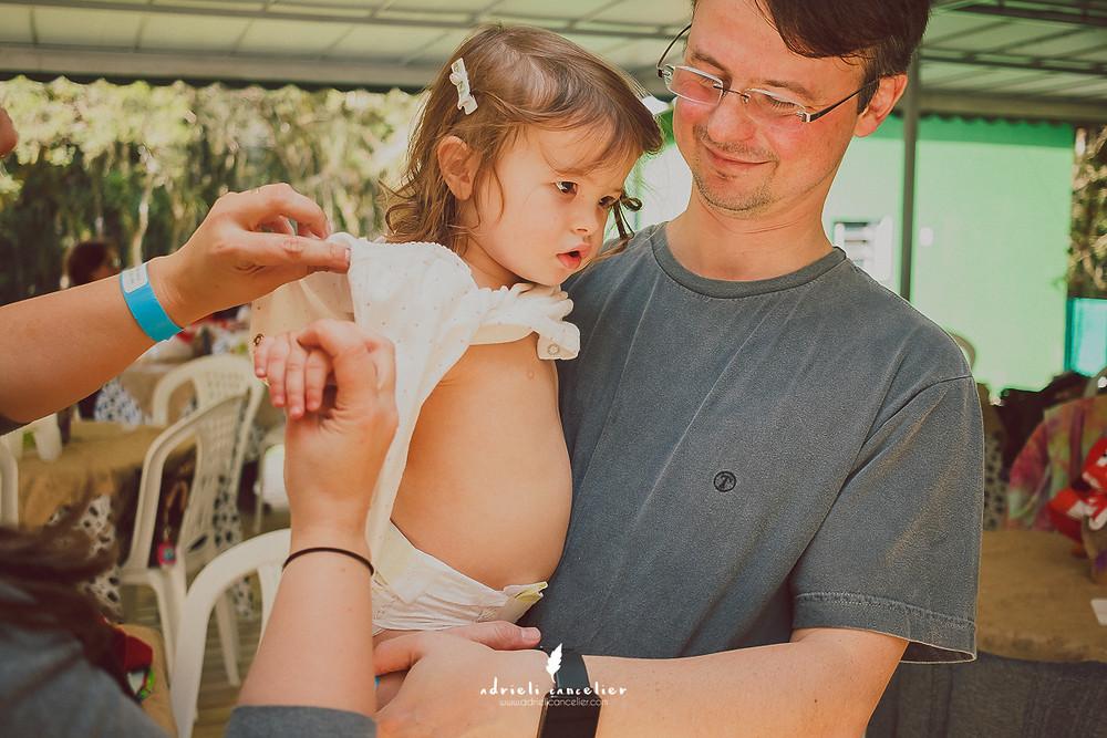 Aniversário infantil de 2 anos da Olivia em Curitiba