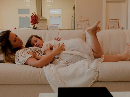 Ensaio lifestyle de família em Curitiba