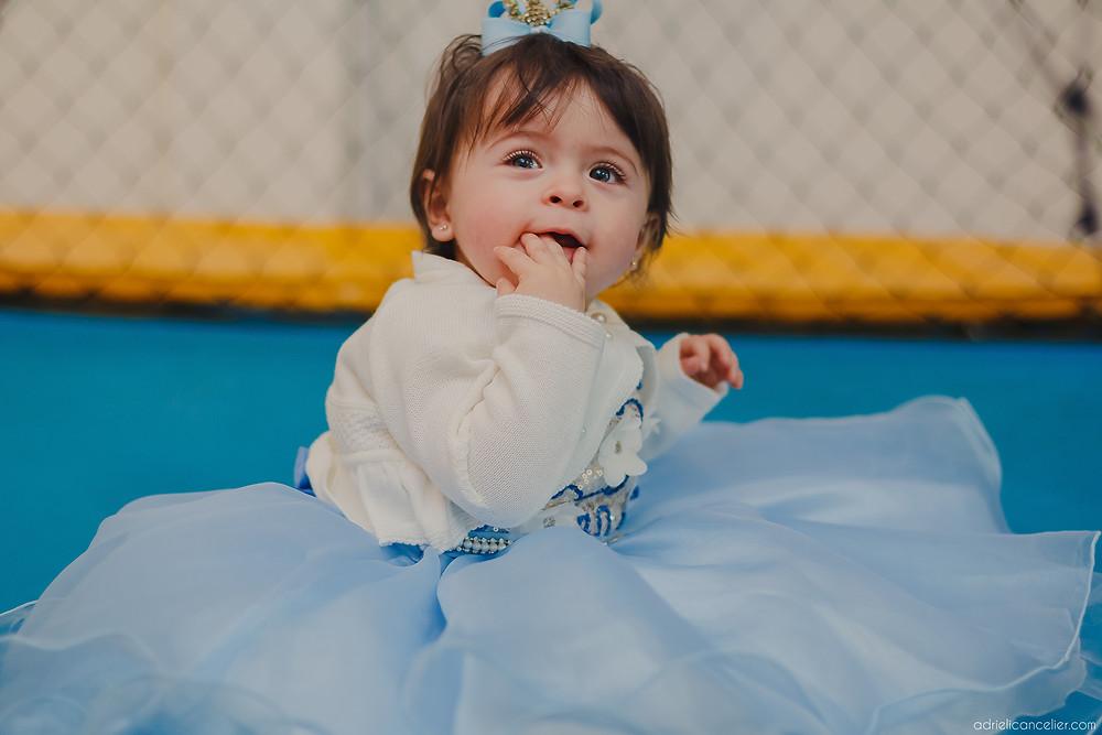 fotógrafo festa infantil curitiba | adrieli cancelier | decoração cinderela | um aninho | ooga booga