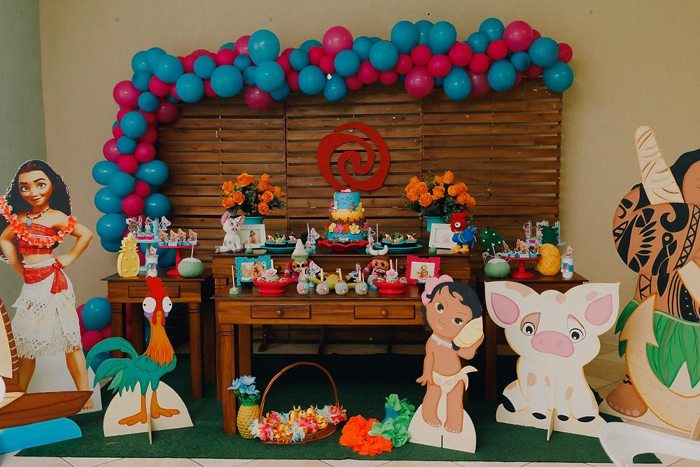 festa-infantil-5-anos-curitiba-moana