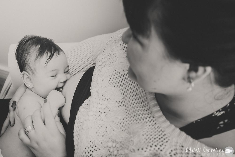 Fotografia de Família | Ensaio Fotográfico de Bebê | Curitiba
