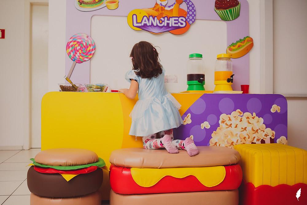 festa infantil adrieli cancelier