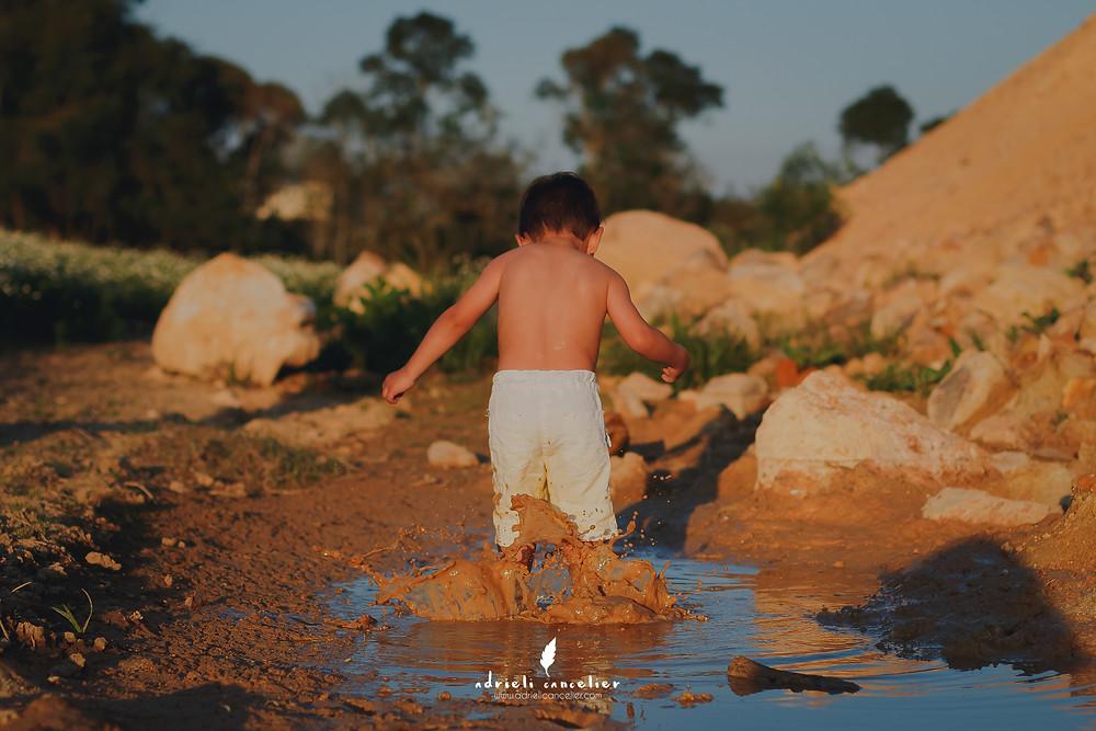 ensaio fotográfico infantil curitiba