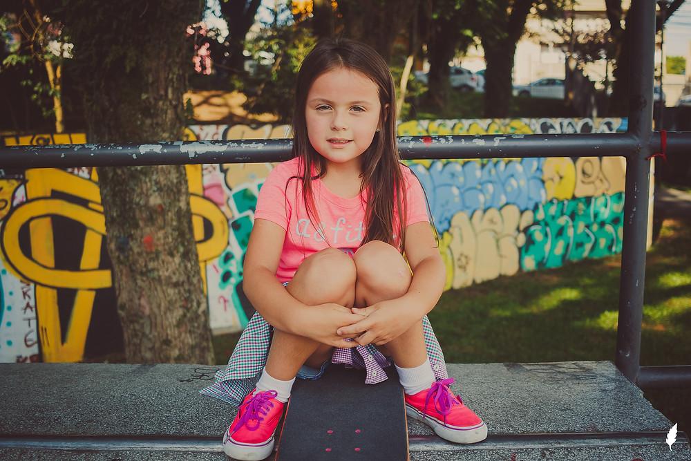 fotografia infantil em Curitiba, book de 6 anos, ensaio fotográfico, adrieli cancelier
