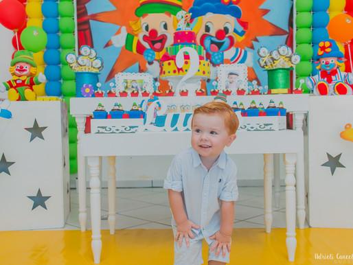 Festa infantil de 2 anos em Curitiba | Lucas | Kifolia