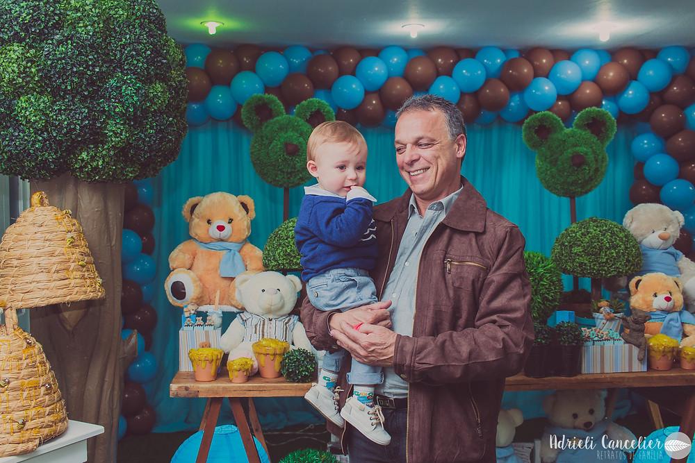 Fotografo de Festa Infantil em Curitiba - 1 ano