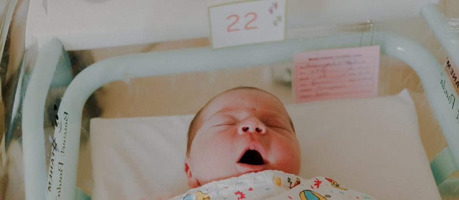 Elisa - 2 dias - Maternidade Curitiba