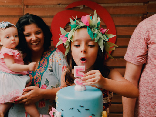Festa de 5 anos da Manuella | Moana